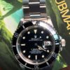 Rolex Submariner Data (Never Polished) Ref. 16610