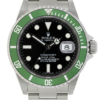 Rolex Submariner Data Ref. 16610LV</br>VENDITO